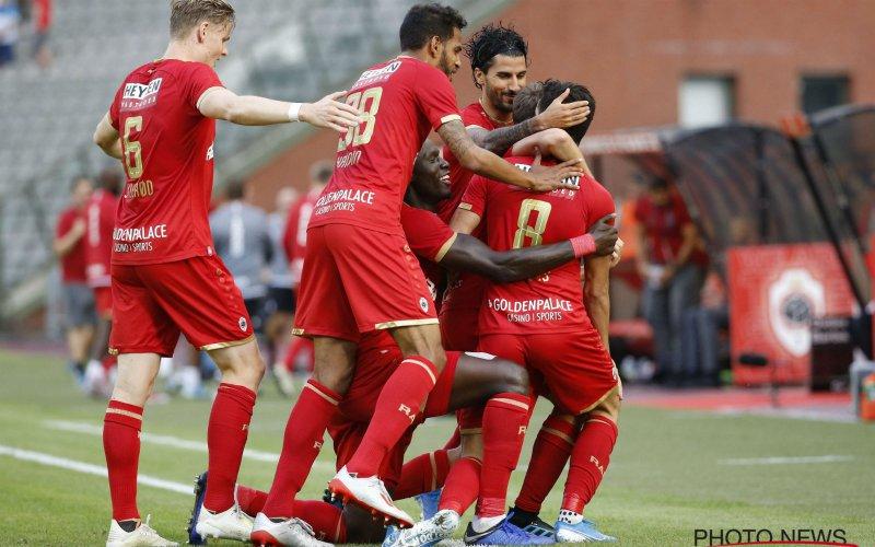 Antwerp viert rentree op Europees toneel met overwinning