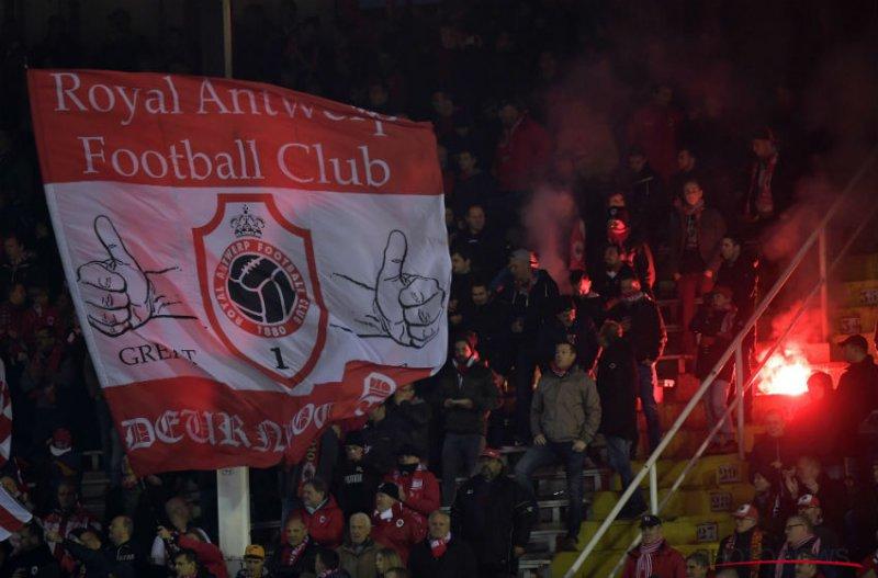 Antwerp-fans allemaal verrassend recht op de banken voor deze speler: