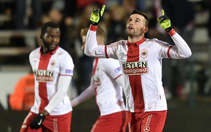 Icoon van Antwerp over huidige ploeg: