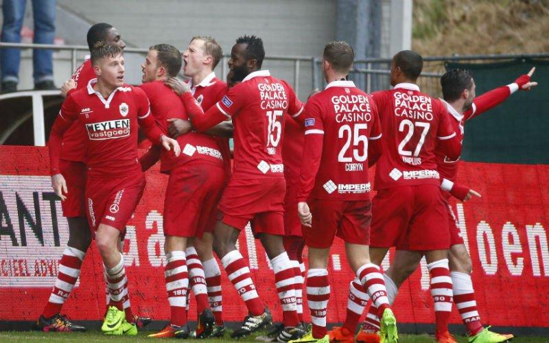 Antwerp neemt maatregelen voor beslissende wedstrijd tegen Roeselare:
