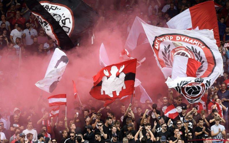 Antwerp-fans razend op Club Brugge