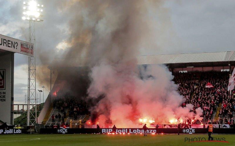 Antwerp-fans zijn klaar voor komst Club Brugge: