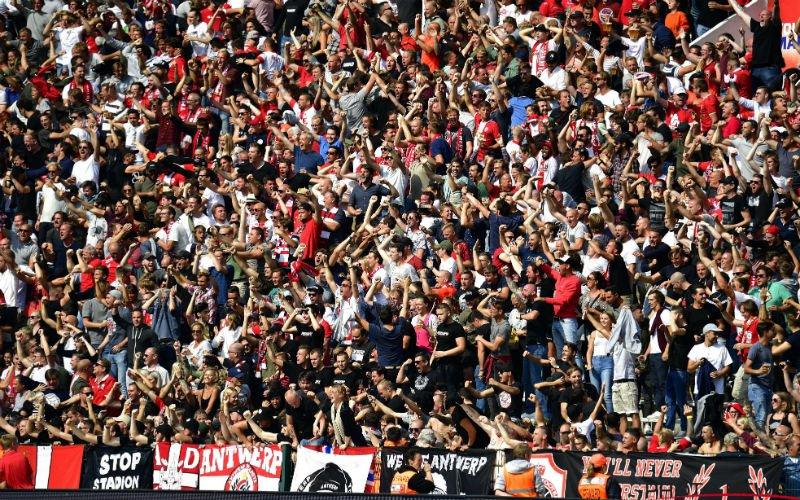 Antwerp-fans zijn woest: