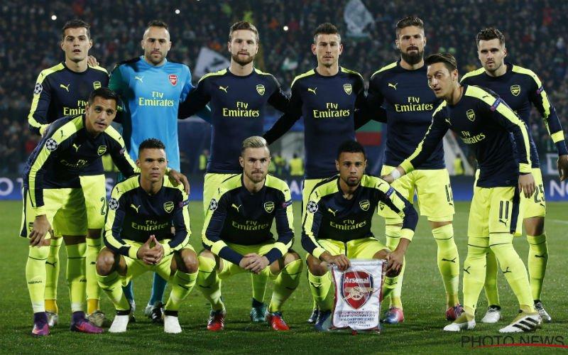 Middenmotor uit Serie A weigert bod van 65 miljoen euro van Arsenal: