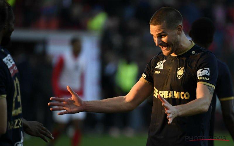 Antwerp komt met zeer belangrijk transfernieuws over Dino Arsnalagic