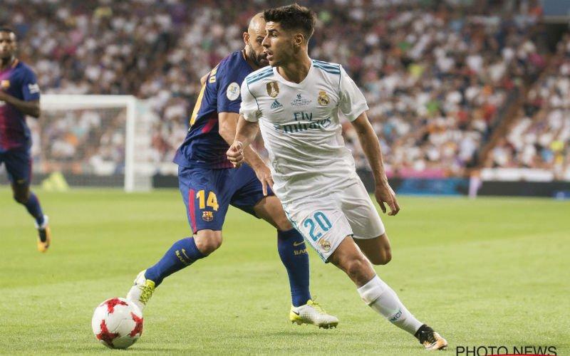 Real-ster Asensio verklapt: 'Deze 5 topclubs willen me'