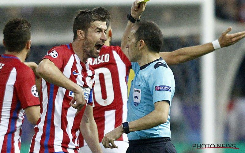 Geen mirakel voor Atletico Madrid