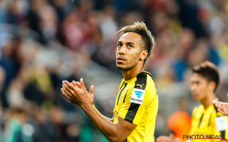 'Dortmund vindt vervanger van Aubameyang in Jupiler Pro League'