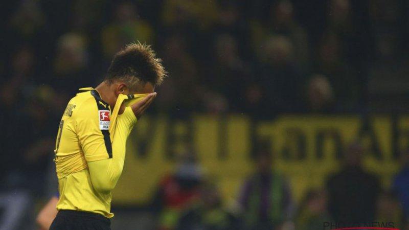 Dortmund en Hertha Berlijn delen de punten