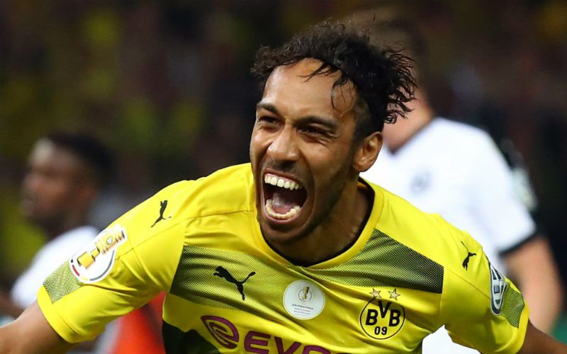 'Aubameyang betrokken in megatransfer'