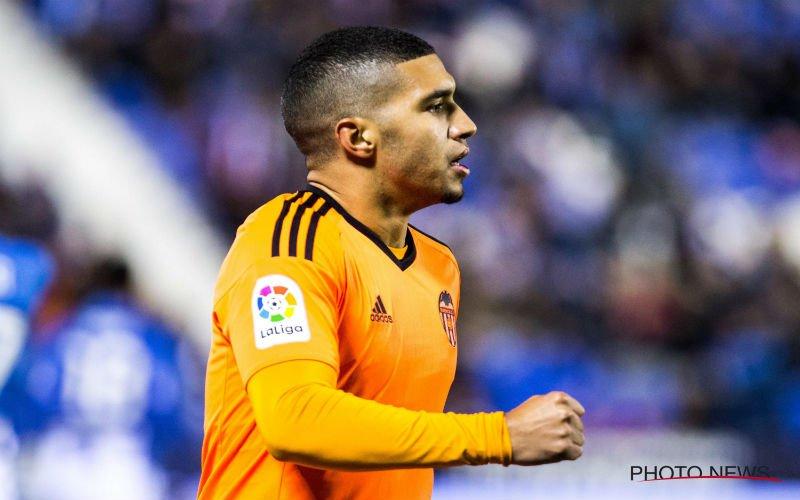 'Bakkali verlaat zinkend schip Valencia voor deze topclub'