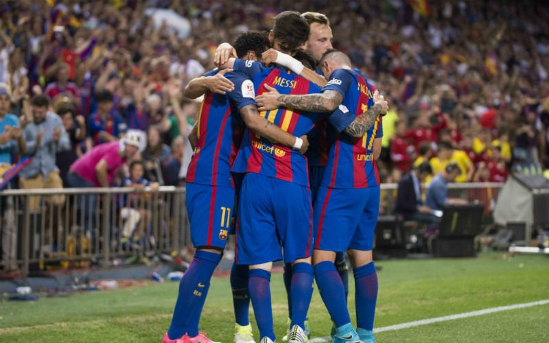 Barça neemt drastisch besluit na brief van Arsenal