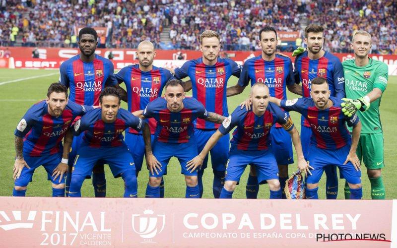 Barça-speler dient officieel transferverzoek in: 'Ik wil meteen weg'
