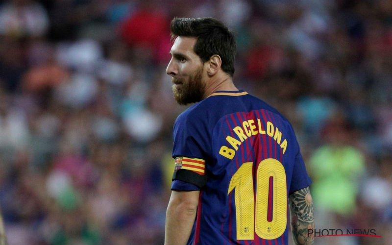 Barcelona wint eerste wedstrijd in La Liga