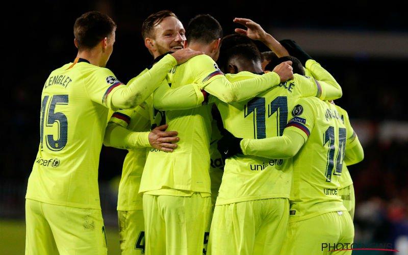 Barcelona maakt tegen Villarreal geen fout