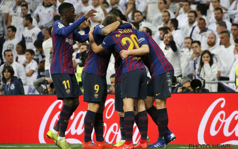 'FC Barcelona zet erg verrassende Belg op verlanglijst'