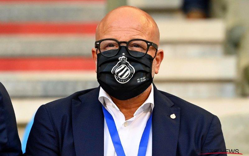 Zware kritiek op Club Brugge: