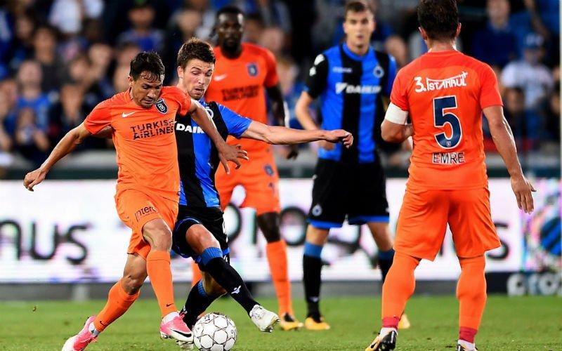 Club Brugge geeft alles weg: