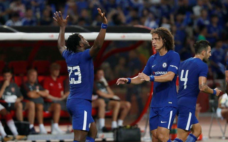 Batshuayi grote man bij Chelsea, Arsenal met moeite voorbij derdeklasser
