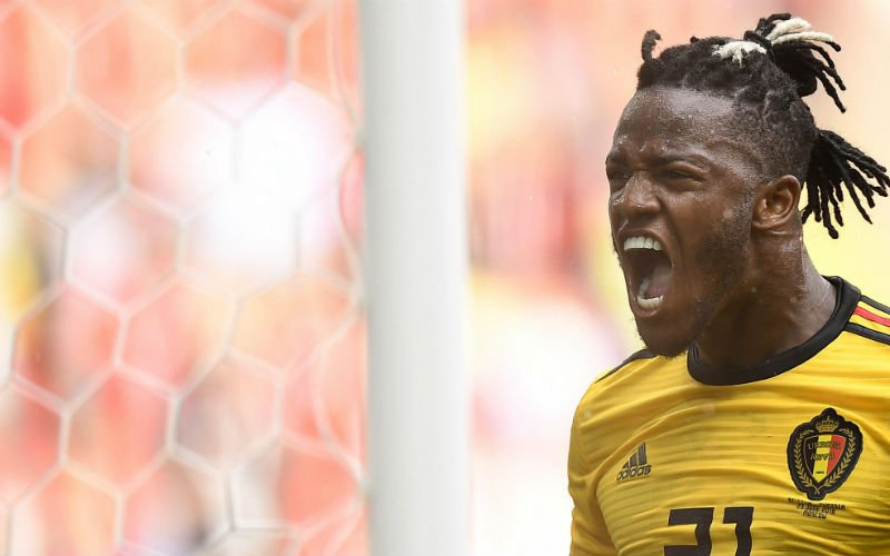 'Batshuayi hakt knoop door over transfer op Deadline Day'