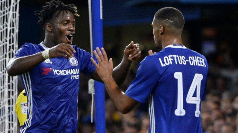 'Michy Batshuayi zaait grote twijfel bij Chelsea'