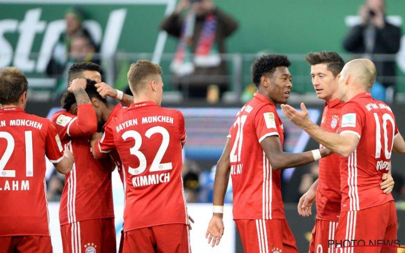 Bayern, Barça, PSG en City strijden om deze speler