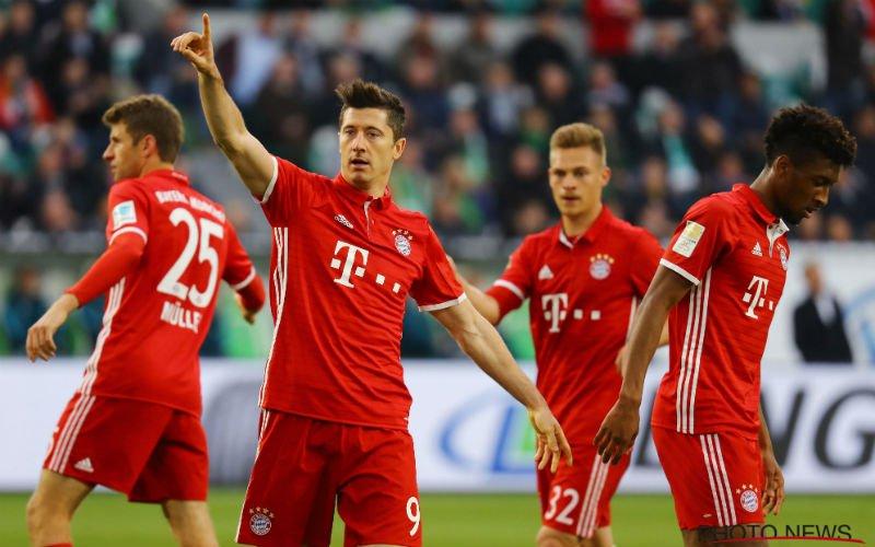 Nieuwe uitrusting van Bayern is magisch