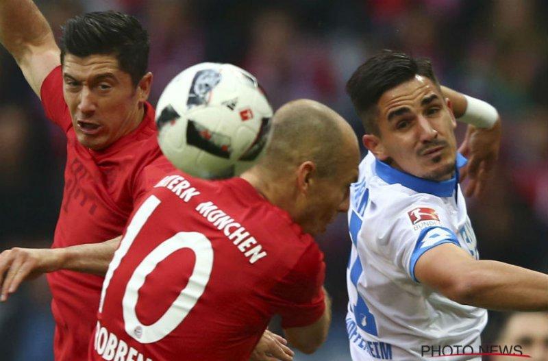 Bayern München laat op eigen veld punten liggen