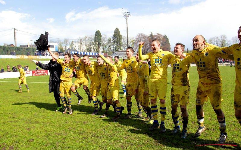 Heel straf: Beerschot-Wilrijk is wéér kampioen