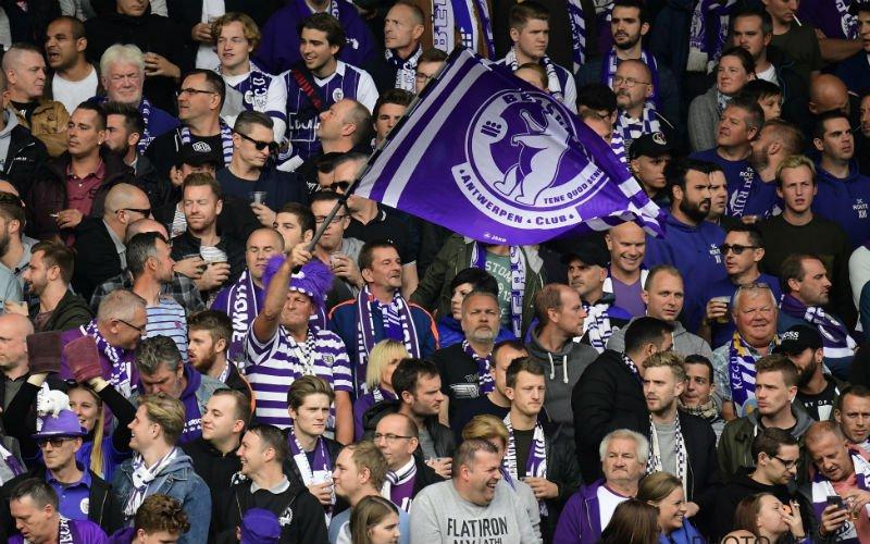 Fans van Beerschot Wilrijk vernederen die van KV Mechelen met deze actie