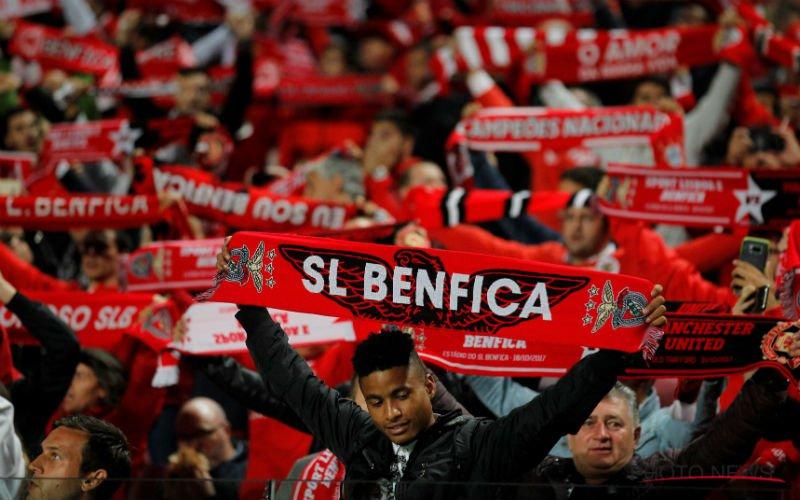 Zelden gezien: Benfica-fans applaudisseren voor Anderlecht-speler