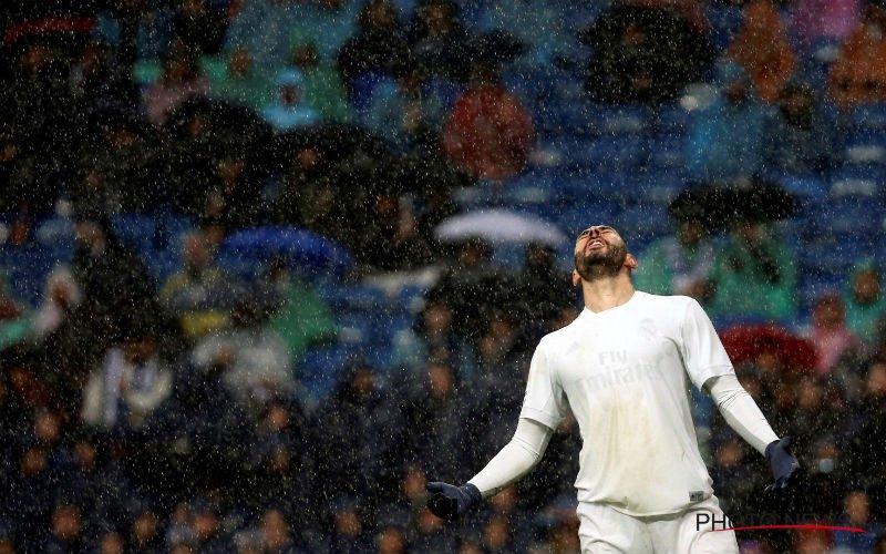 'Real Madrid neemt drastisch besluit over Benzema'