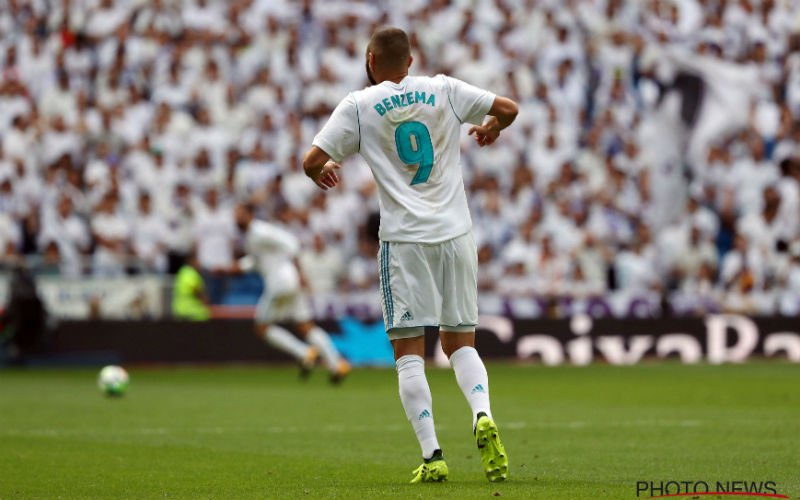 'Real Madrid heeft vervanger voor Benzema beet: 100 miljoen euro'