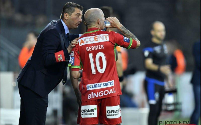 Geplaagde Berrier hakt knoop door over zijn toekomst bij KV Oostende