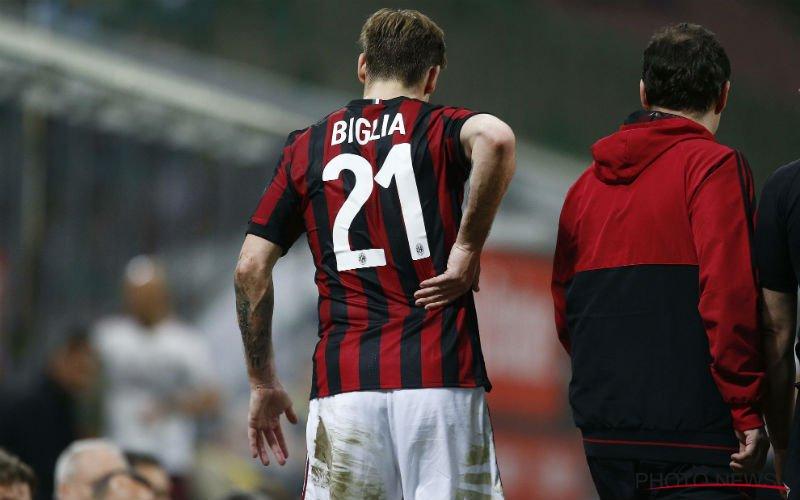 Drama voor Lucas Biglia