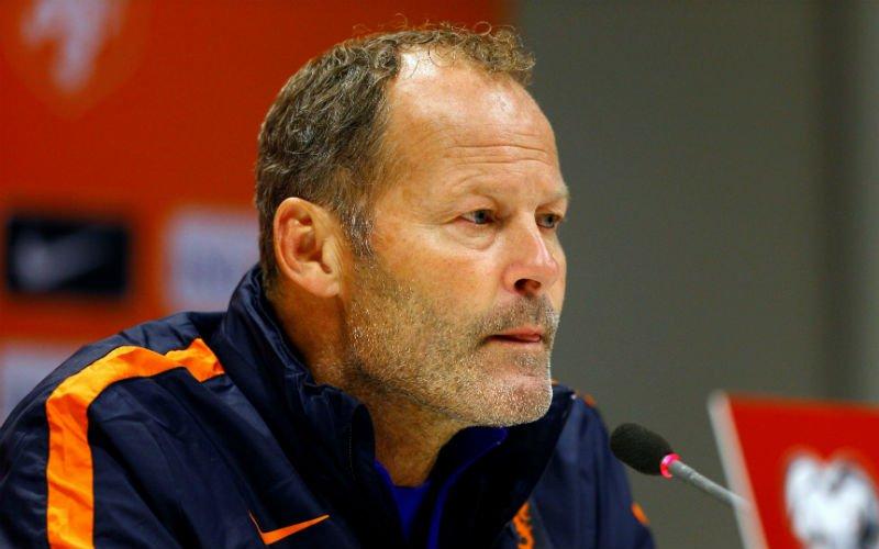 'Blind lijkt in extremis toch deze speler van Club Brugge op te roepen'