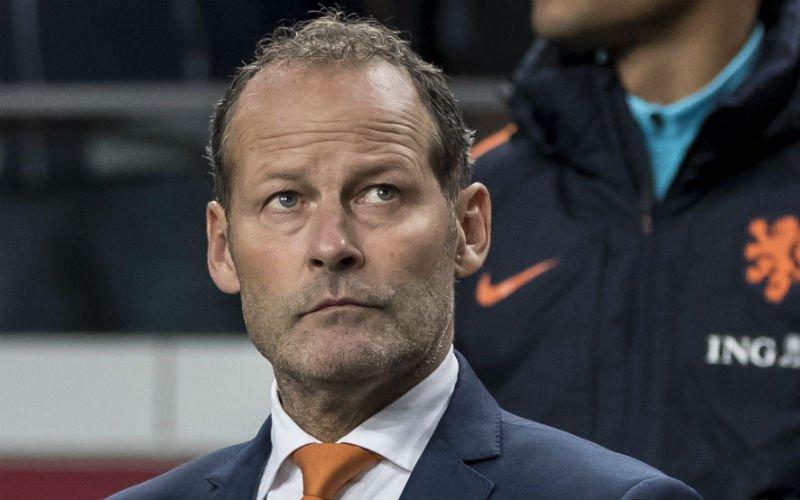 Nederland verwelkomt wel erg weinig spelers op eerste training