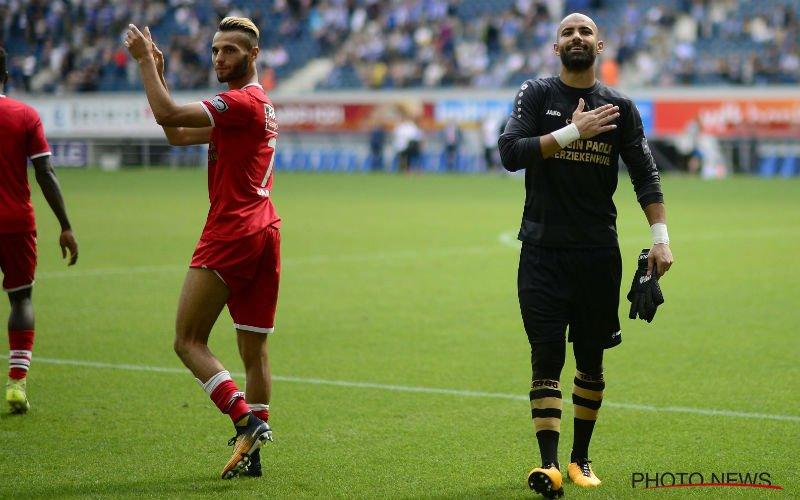 Antwerp-spelers unaniem: