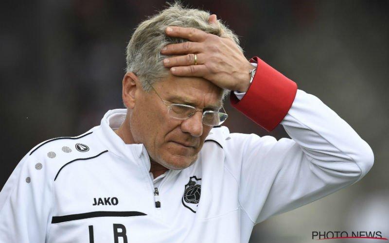 Wordt Laszlo Bölöni ontslagen bij Antwerp FC?