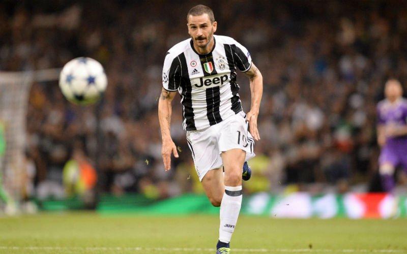 'Drama voor Milan: Bonucci keert terug naar Juve'