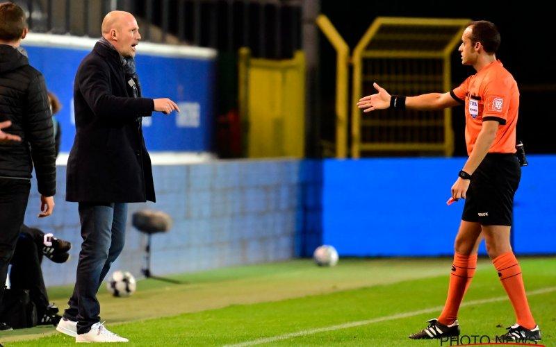 Club Brugge-fans woest op Boucaut: