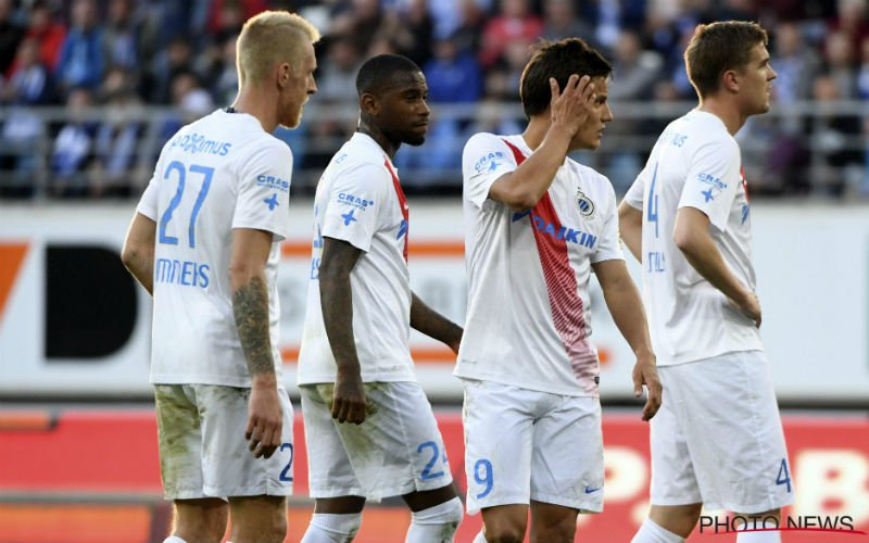 Supertalent dreigt Club Brugge in problemen te brengen