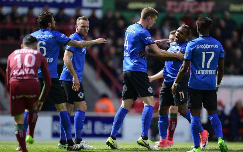 'Club Brugge wint straks van Anderlecht'
