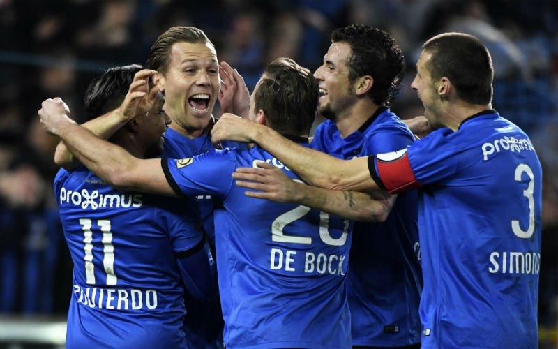 Club Brugge heeft nieuwe Meunier beet