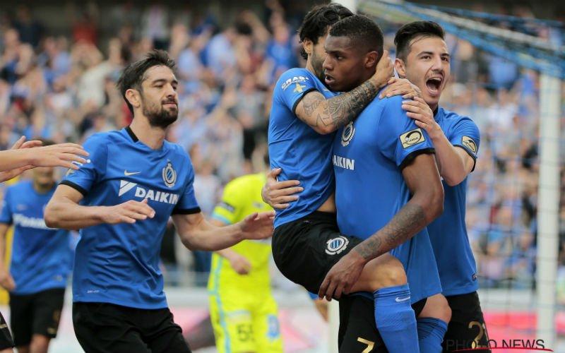 Club Brugge krijgt liefst 5 aanbiedingen voor 1 speler