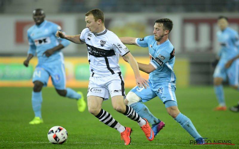 Chaos bij spelers van AA Gent: