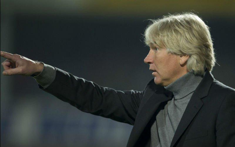Beerschot-coach Marc Brys met spoed opgenomen in ziekenhuis
