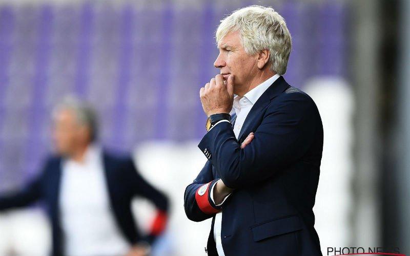 'Marc Brys zorgt meteen voor eerste transfer bij STVV'