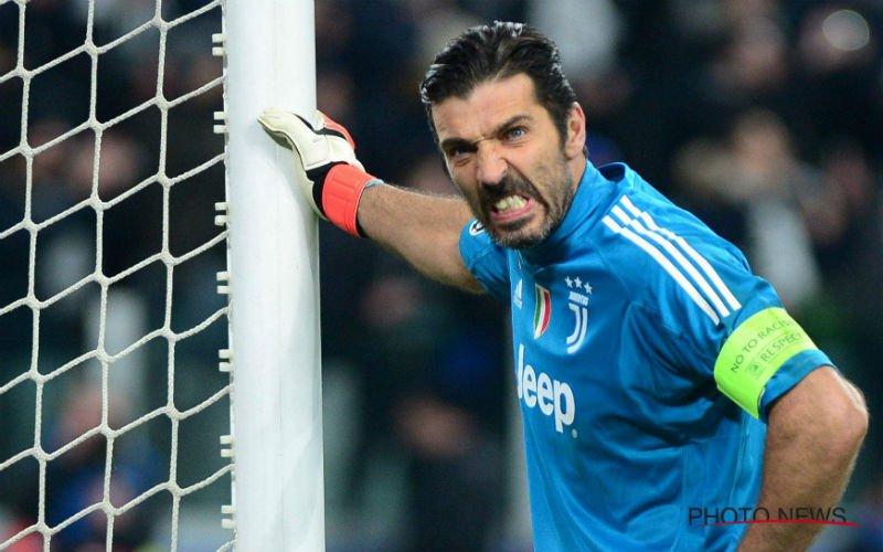 'Buffon (40) neemt deze beslissing over toekomst'