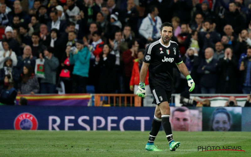 Buffon over penalty en rode kaart enkele dagen later: